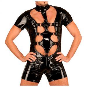 костюм боди для жесткого садо мазо порно секса дрочки и анала