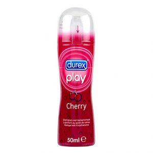 интимный гель смазка лубрикант  Durex Play Cherry съедобные для орального секса для мастурбации анального и вагинального секса