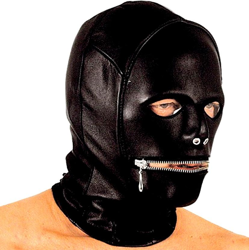 маска с прорезями для секса