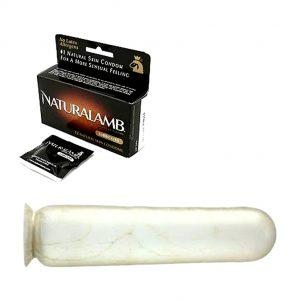 презерватив из кожи ягненка