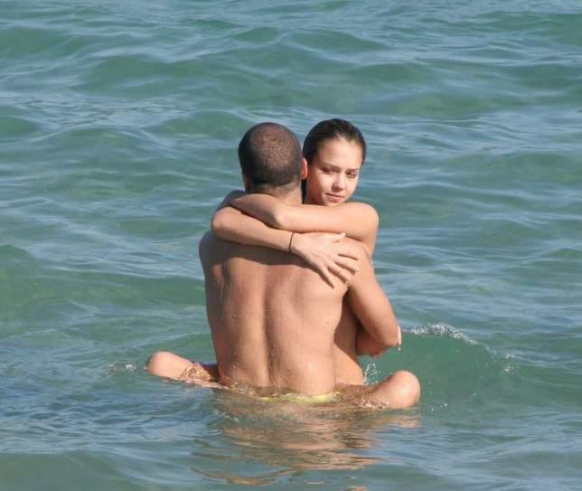 секс в море