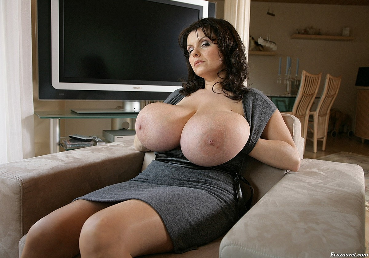 My big tits blog