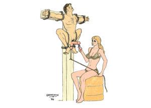 Секс-игрушки для БДСМ – запретный плод так сладок
