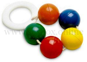 Анальные шарики сделанные своими руками