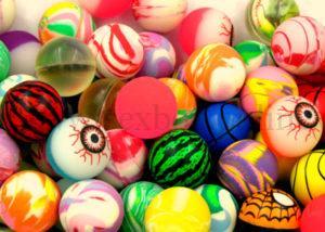 Фото: анальная пробка из шариков