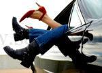 28 удобных поз для секса в машине