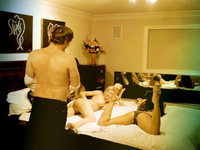 Как подготовить дом, чтобы секс втроем понравился гостям? Презервативы, музыка, игры, чистое белье, еда и алкоголь.