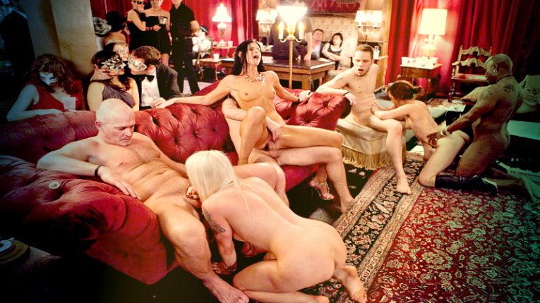 мужья в свинг клубе