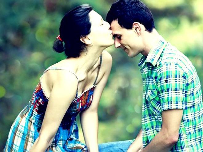Как стимулировать эрогенные зоны у мужчины. Лоб и Нос