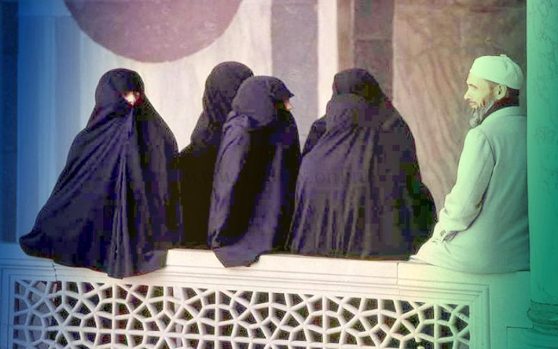 Фото: многоженство в Саудовской Аравии разрешено официально