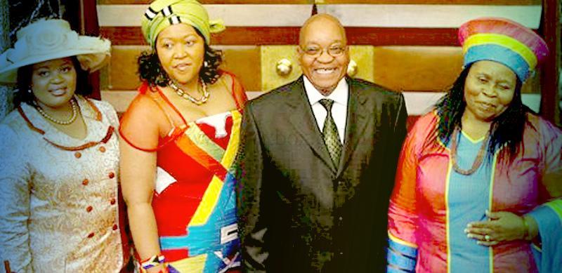Многоженство в ЮАР. У президента 18 жен