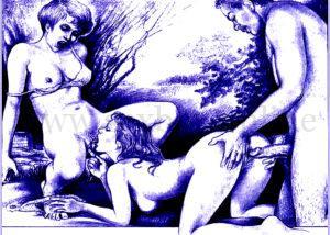 Секс-рассказы. Первая мастурбация, первый секс, первая групповушка жМж